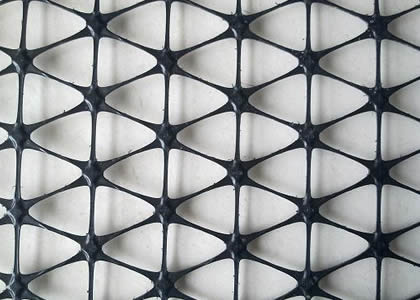 Plastic Geogrid for Subgrade and Soil Reinforcement